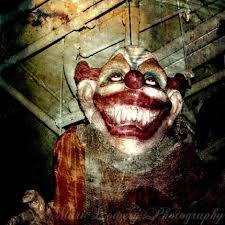 Creapy Clown