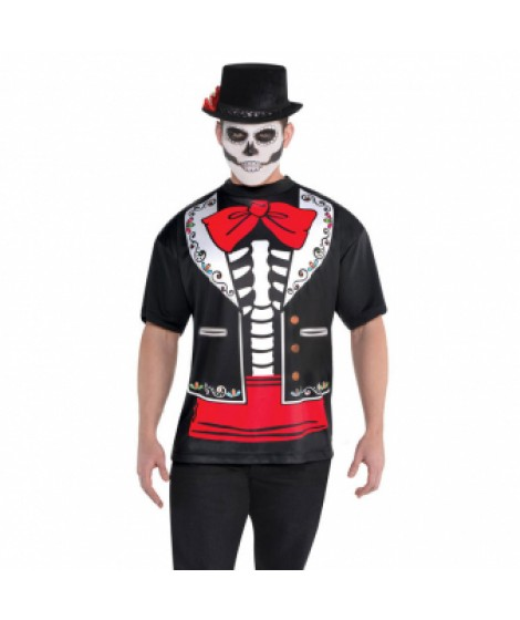 Day of the Dead t shirt los muertos