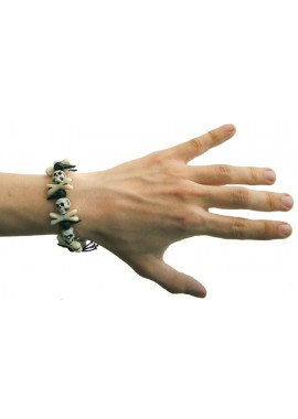 Armband schedel