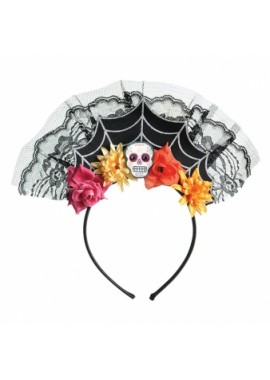 Day of the Dead Tiara.